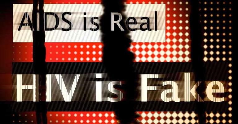 Virus HIV non provoca AIDS